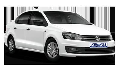 Volkswagen Polo Sedan or similar