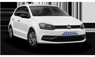 Volkswagen Polo Vivo Hatch or similar