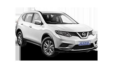 Nissan Xtrail or similar